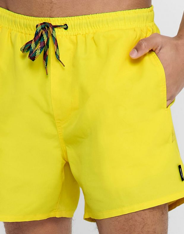 ONLY&SONS Ted Swim Shorts Yellow - 22016135/yellow - 3