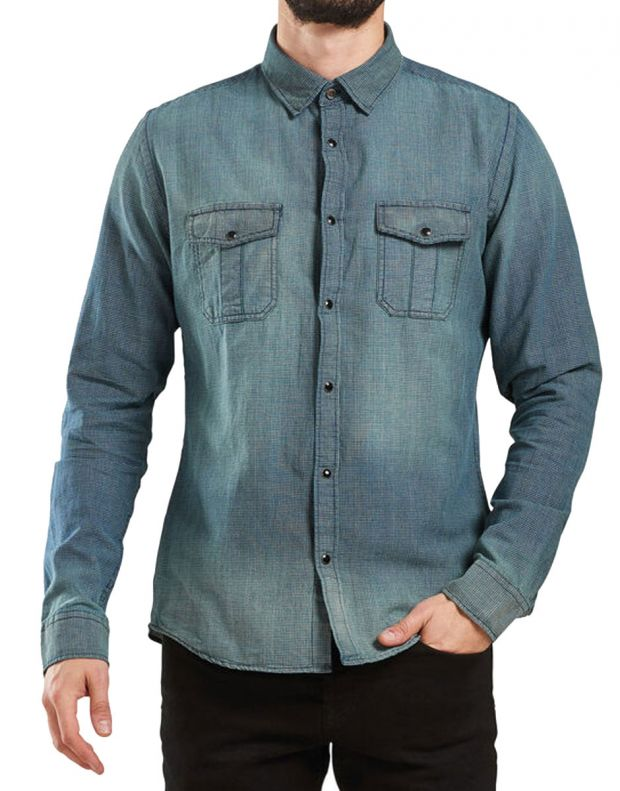 ONLY&SONS Vitak Shirt Noos Denim - 22002077/denim - 1