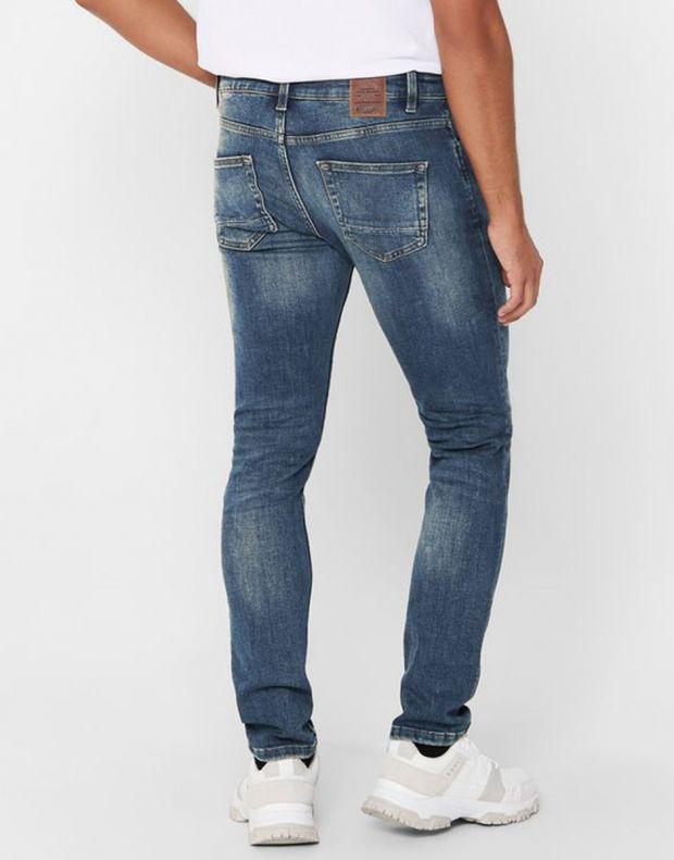 ONLY&SONS Weft Regural Jeans Blue - 22015255/denim - 2
