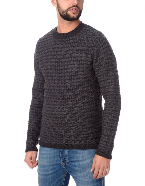 ONLY&SON Doc Knitted Sweater Phantom - 1
