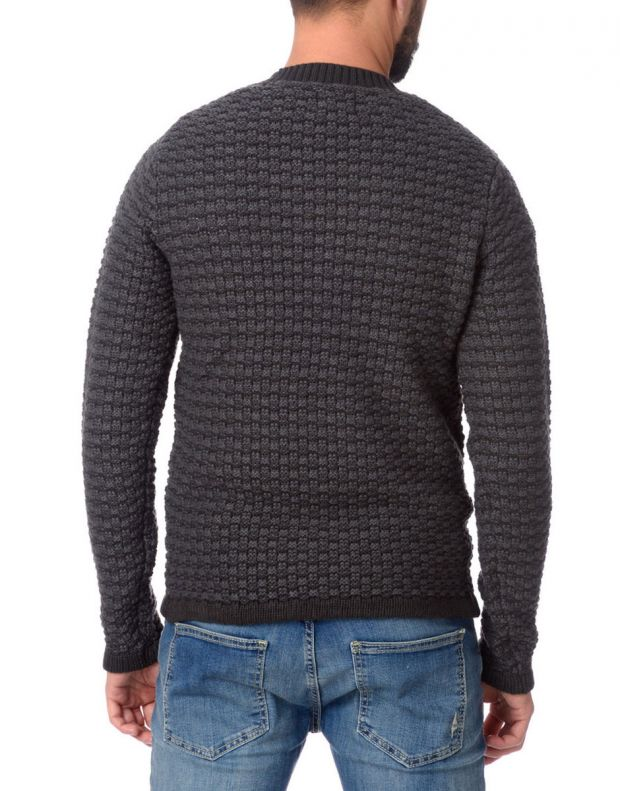 ONLY&SON Doc Knitted Sweater Phantom - 2