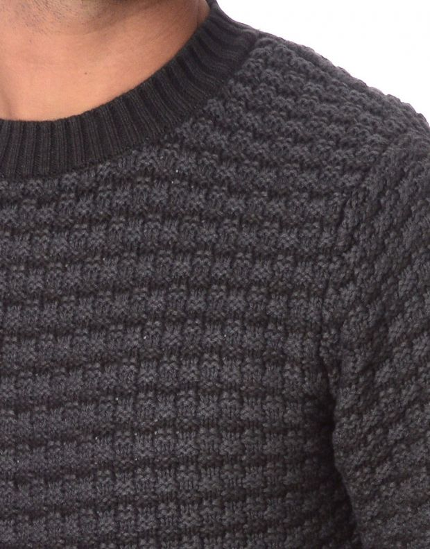 ONLY&SON Doc Knitted Sweater Phantom - 3