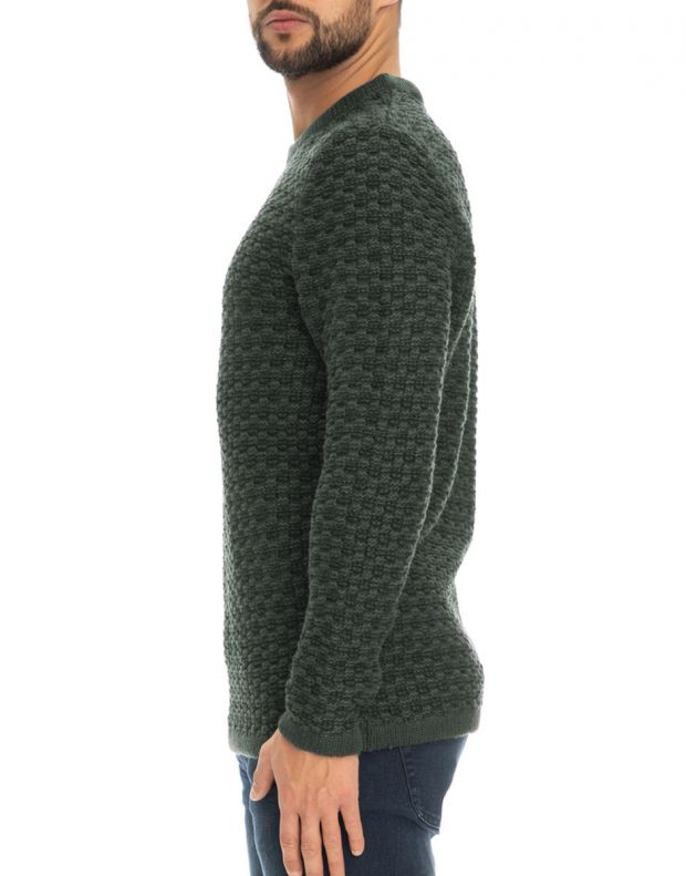 ONLY&SON Doc Knitted Sweater Spruce - 22004485/spruce - 3