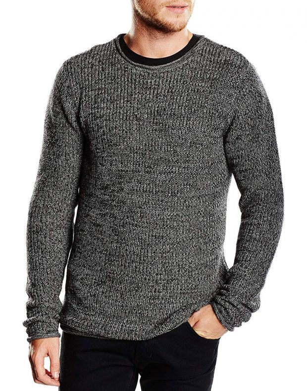 ONLY&SON Onssato Crew Neck Noos L.Grey - 1