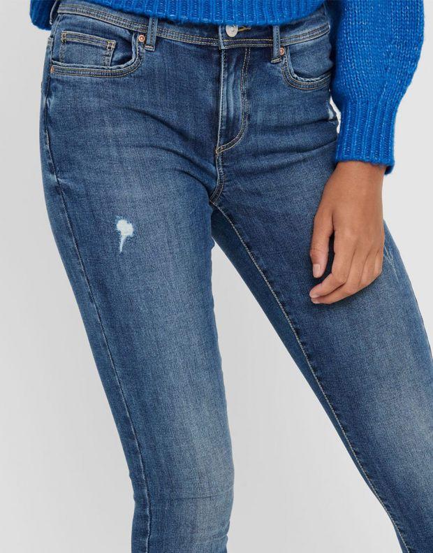 ONLY Wauw Life Skinny Fit Jeans Denim - 15219241/denim - 3