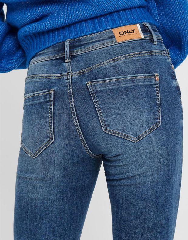 ONLY Wauw Life Skinny Fit Jeans Denim - 15219241/denim - 4