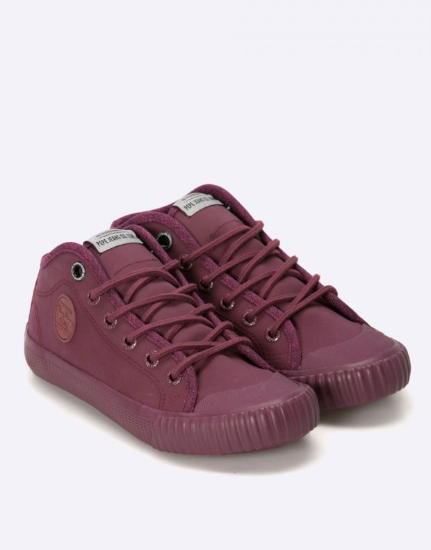 PEPE JEANS Industry Water Sneakers Bordo - PBS30244-299 - 3