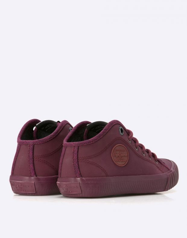 PEPE JEANS Industry Water Sneakers Bordo - PBS30244-299 - 4