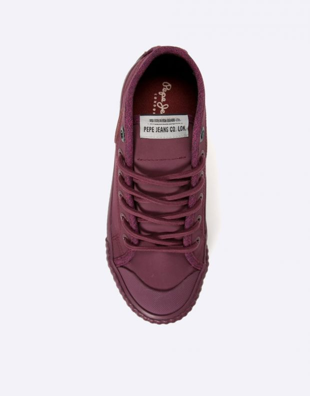 PEPE JEANS Industry Water Sneakers Bordo - PBS30244-299 - 6