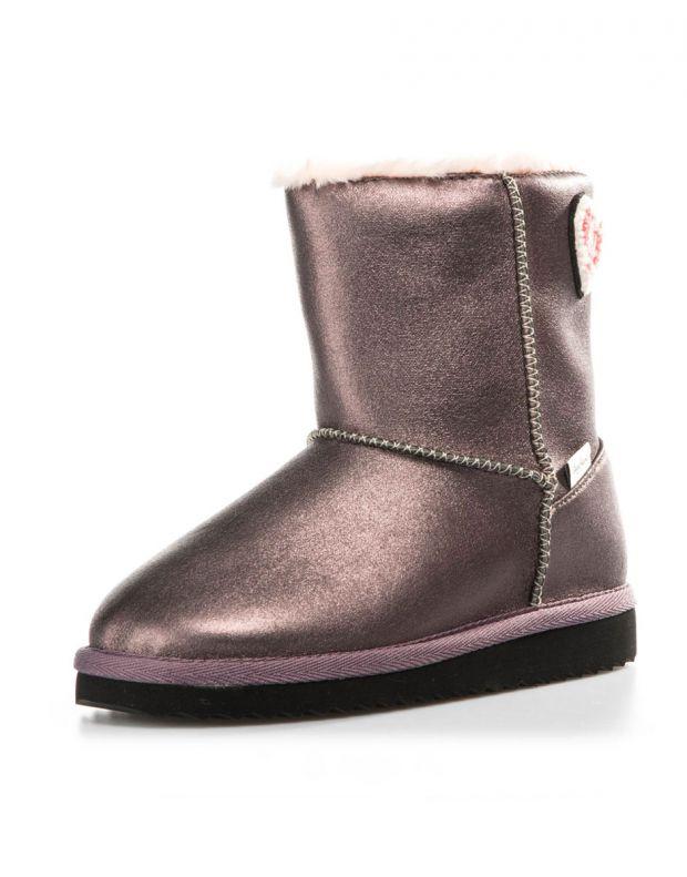 PEPE JEANS Angel Teeth Boots Purple - PGS50133-964 - 3