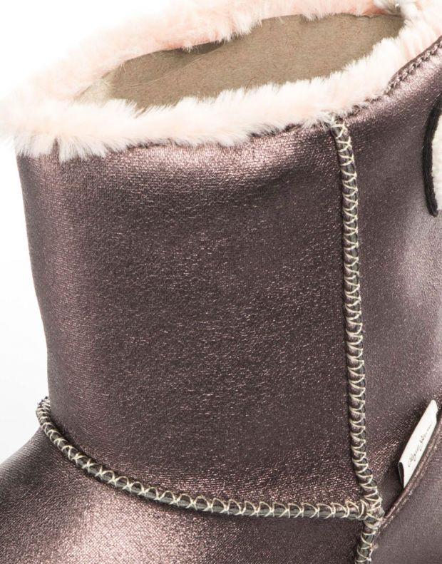 PEPE JEANS Angel Teeth Boots Purple - PGS50133-964 - 6