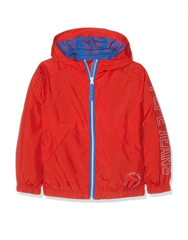 PEPE JEANS Axel Jacket Red - PB400837-254 - 1