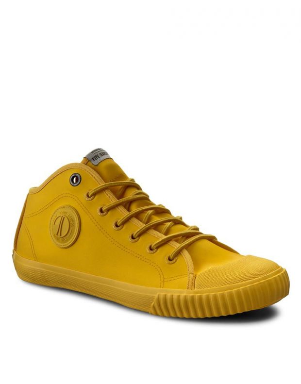PEPE JEANS BJ FW Sh/Sn Sneakers / Low Yellow - PBS30244-066 - 3