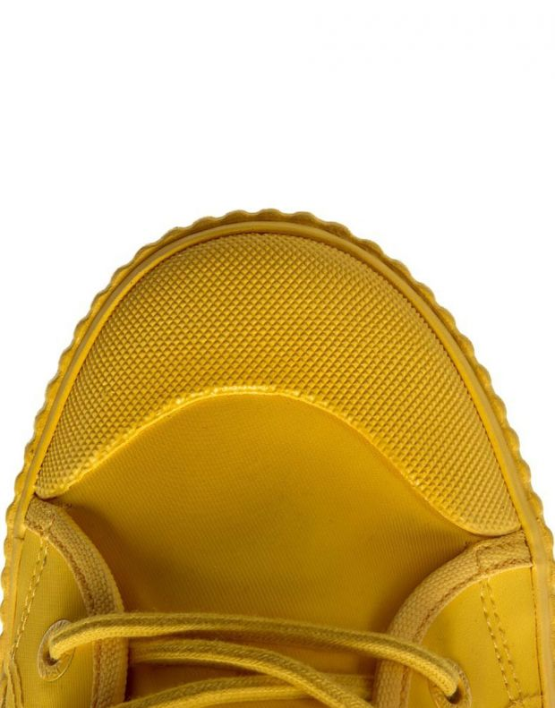 PEPE JEANS BJ FW Sh/Sn Sneakers / Low Yellow - PBS30244-066 - 5