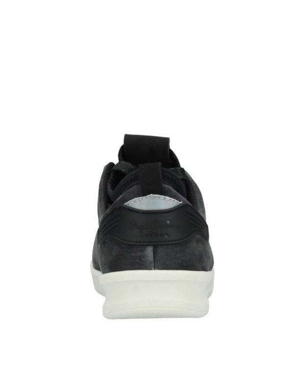 PEPE JEANS Btn Sneakers Grey - 4