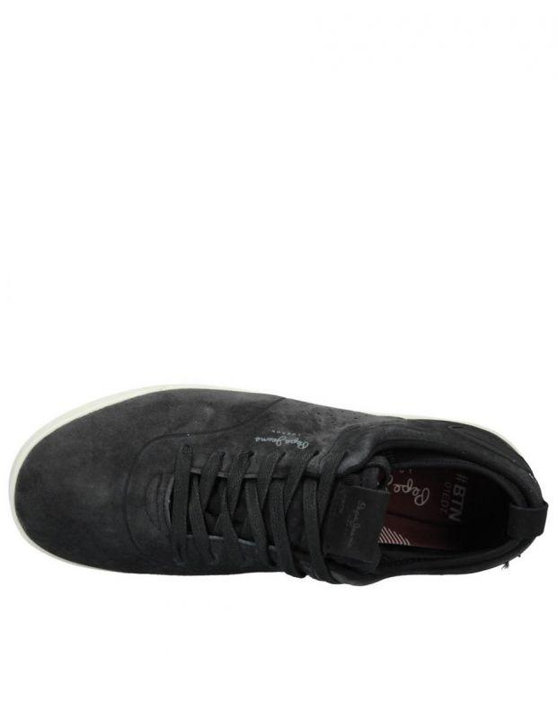 PEPE JEANS Btn Sneakers Grey - 5
