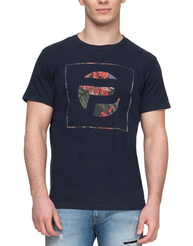 PEPE JEANS Ealing Tee Navy - PM506403-594 - 1