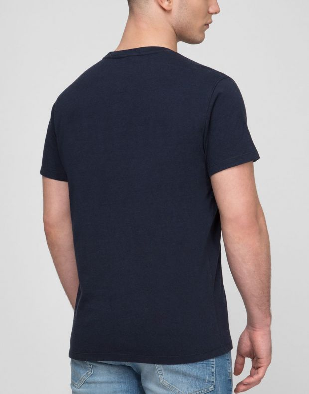 PEPE JEANS Ealing Tee Navy - PM506403-594 - 2