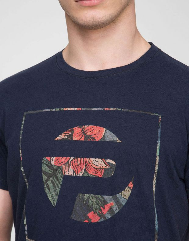 PEPE JEANS Ealing Tee Navy - PM506403-594 - 4