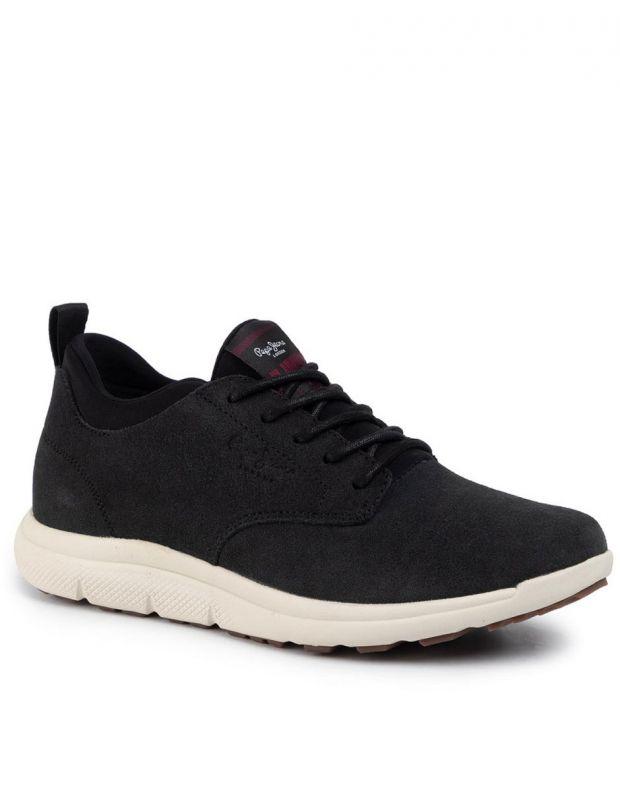 PEPE JEANS Hike Smart Sneakers Black - PMS30565-982 - 3