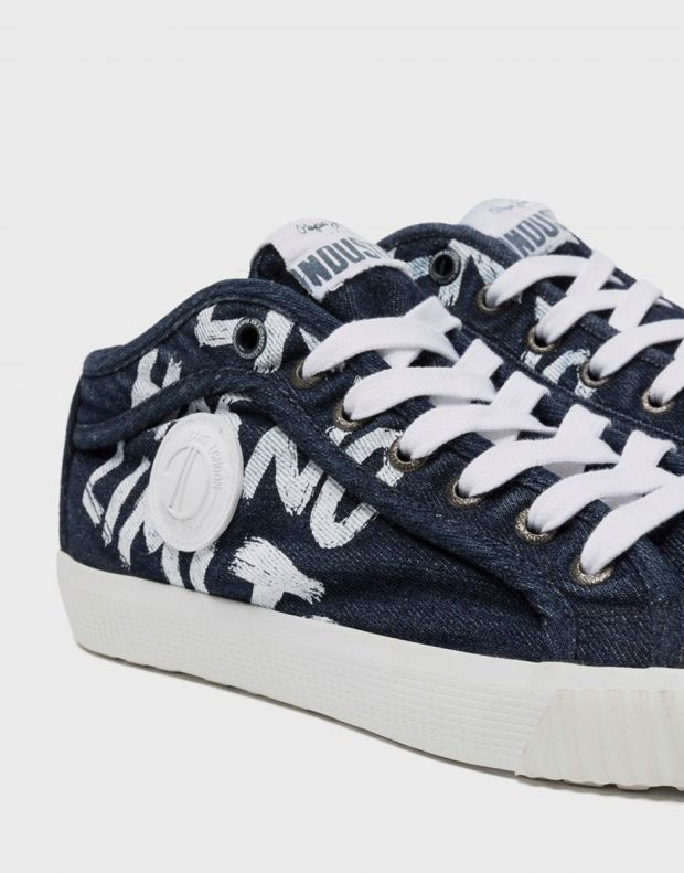 PEPE JEANS Industry Navy - PMS30548-559 - 5