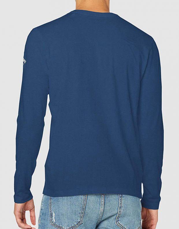 PEPE JEANS Janick Blouse Blue - PM506749-583 - 2