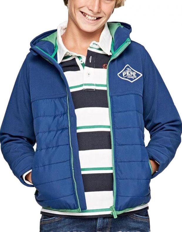 PEPE JEANS Larry Jacket Blue - PB400782-565 - 1