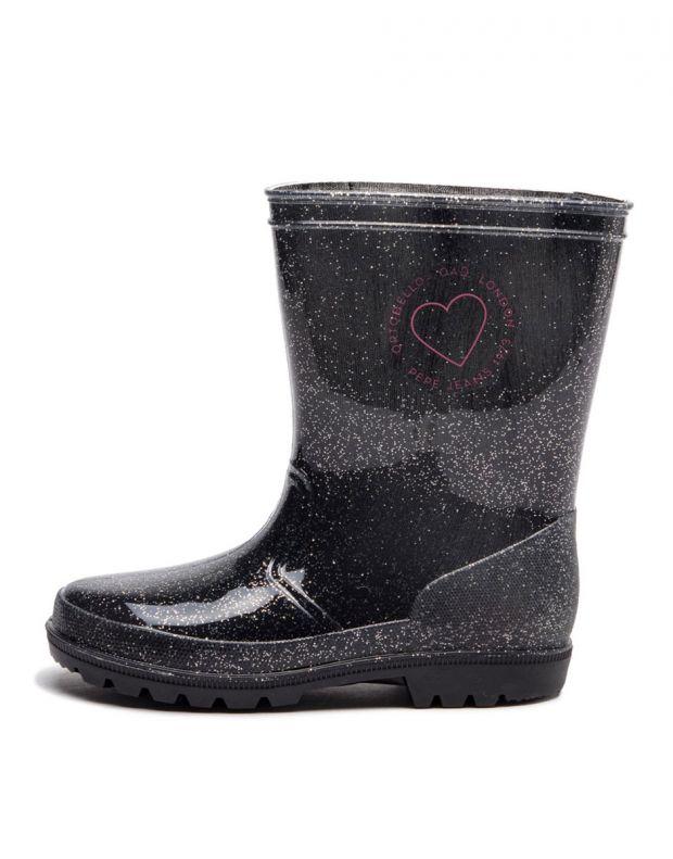 PEPE JEANS Lea Glitter Boots Black - PGS50137-999 - 1