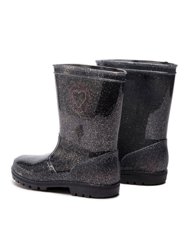 PEPE JEANS Lea Glitter Boots Black - PGS50137-999 - 3