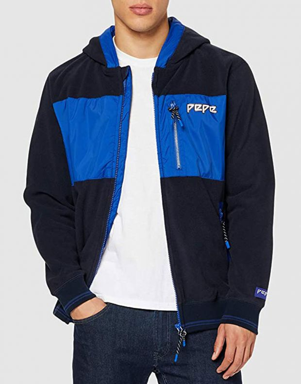 PEPE JEANS Lucian Jacket Blue - PM581664-594 - 3