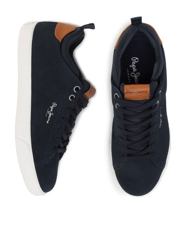 PEPE JEANS Marton Sneakers Navy - PMS30557-595 - 4