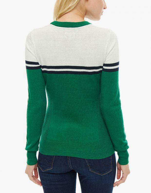 PEPE JEANS Olimpik Knitwear Green - PL701539-683 - 2