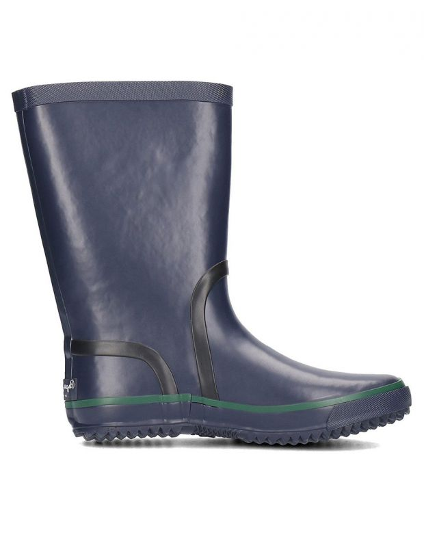 PEPE JEANS Rain Logo Boots Navy - PBS50076-595 - 2