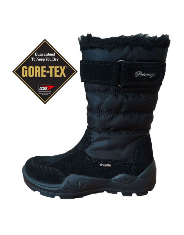 PRIMIGI Alysa Gore-Tex Boots Black - 1