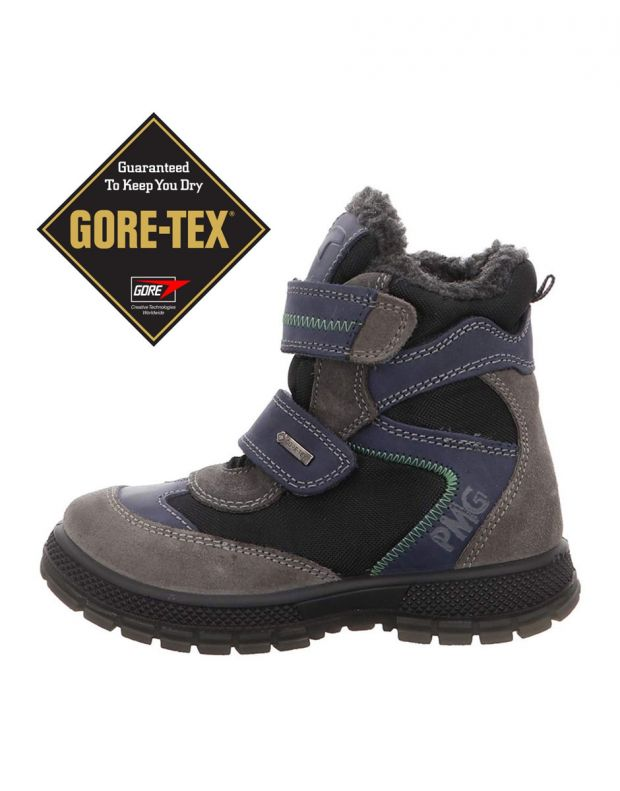 PRIMIGI Billy Gore-Tex Boots Grey - 1