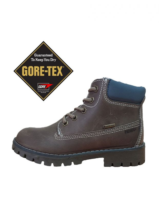 PRIMIGI Evan Gore-Tex Brown - 1