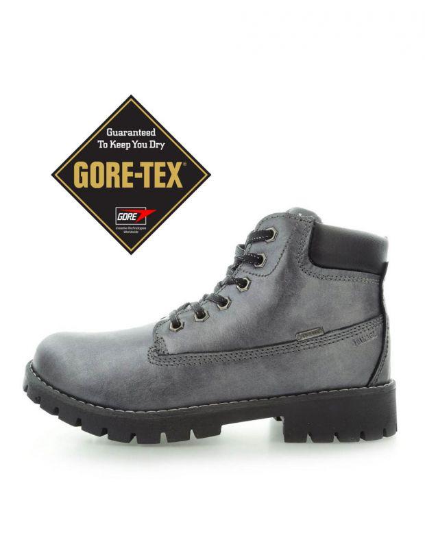 PRIMIGI Evan Gore-Tex Grey - 65922 - 1