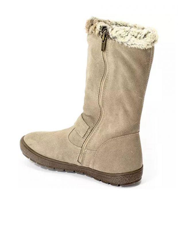 PRIMIGI Flower Gore-Tex Boots Fur Beige - 81801 - 2