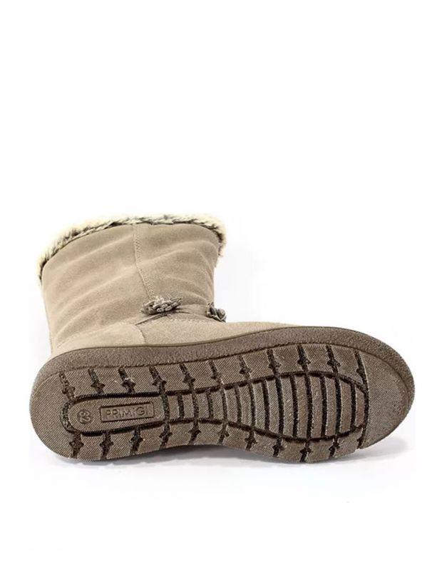 PRIMIGI Flower Gore-Tex Boots Fur Beige - 81801 - 4