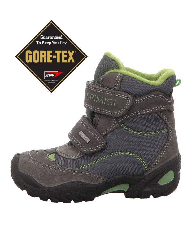 PRIMIGI Jimmy Gore-Tex Boots Grey - 86451 - 1