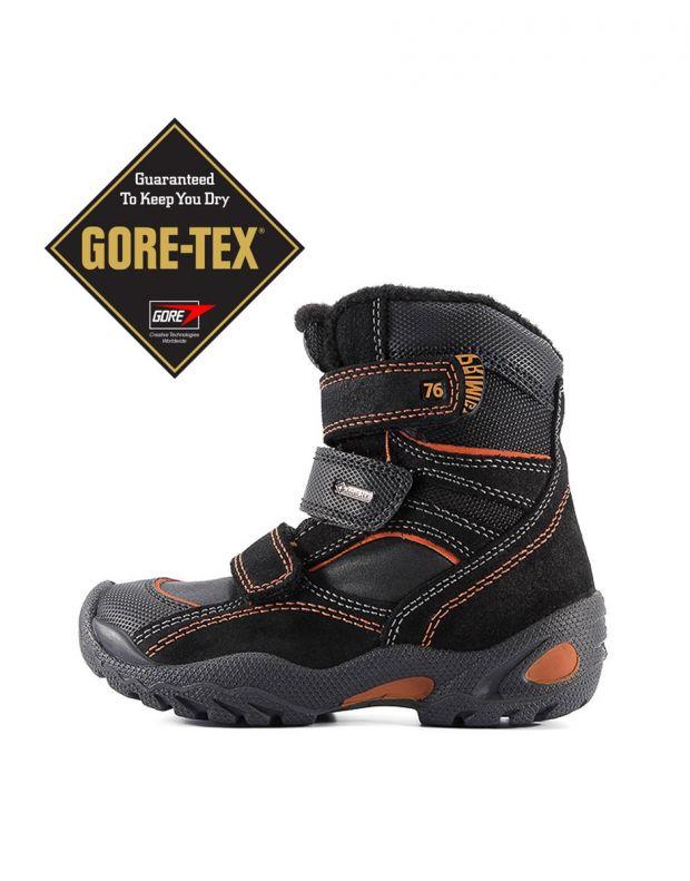 PRIMIGI Jonny Gore-Tex Boots Black - 1