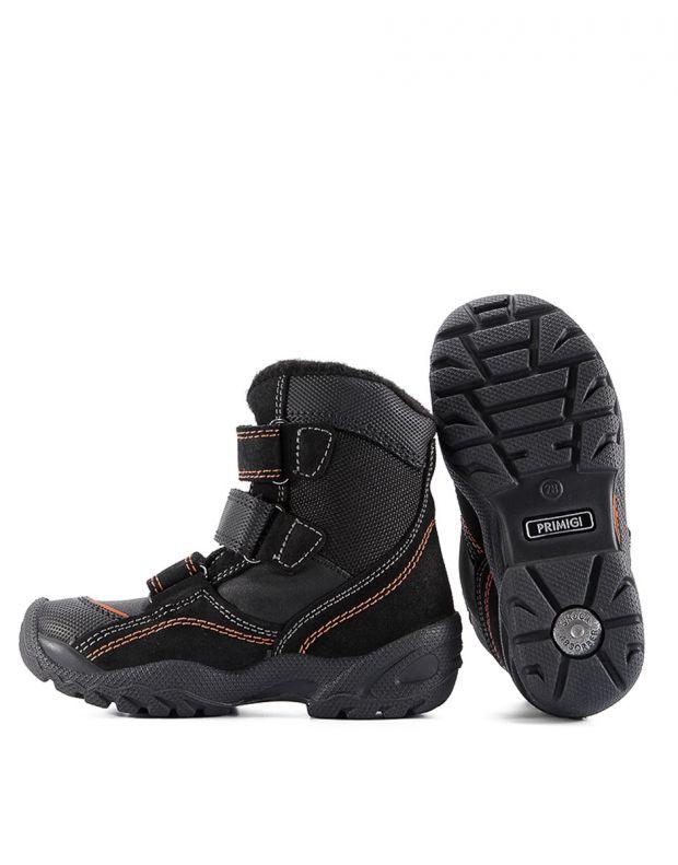 PRIMIGI Jonny Gore-Tex Boots Black - 5