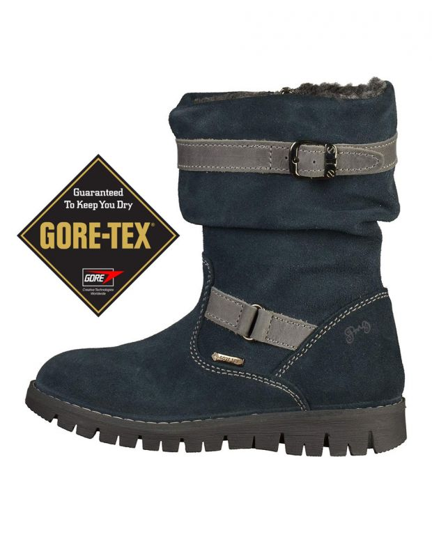 PRIMIGI Kelly Gore-Tex Boots Navy - 85992 - 1