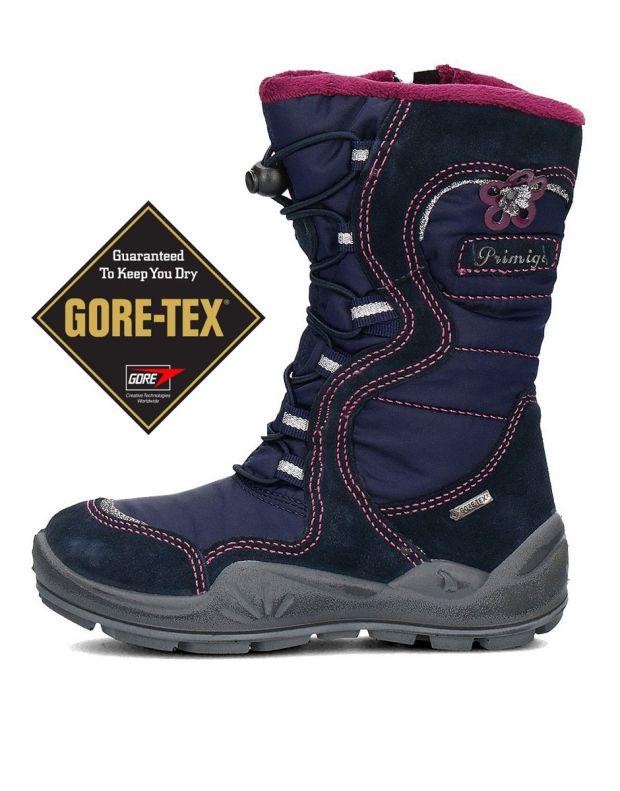 PRIMIGI Osaka Gore-Tex Boots Navy - 1
