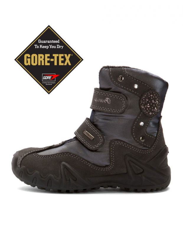 PRIMIGI Patsy Gore-Tex Boots Grey - 46220 - 1