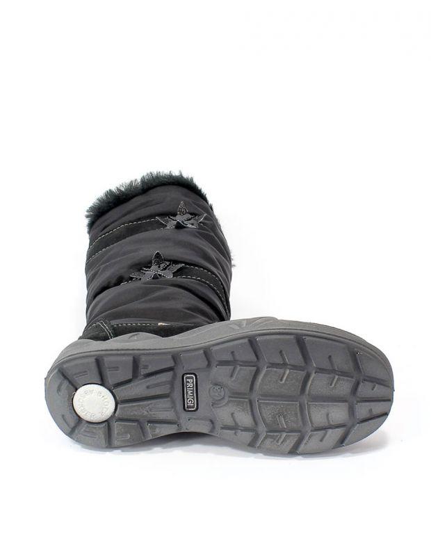 PRIMIGI Snowflakes Gore-Tex Boots Fur Black - 4