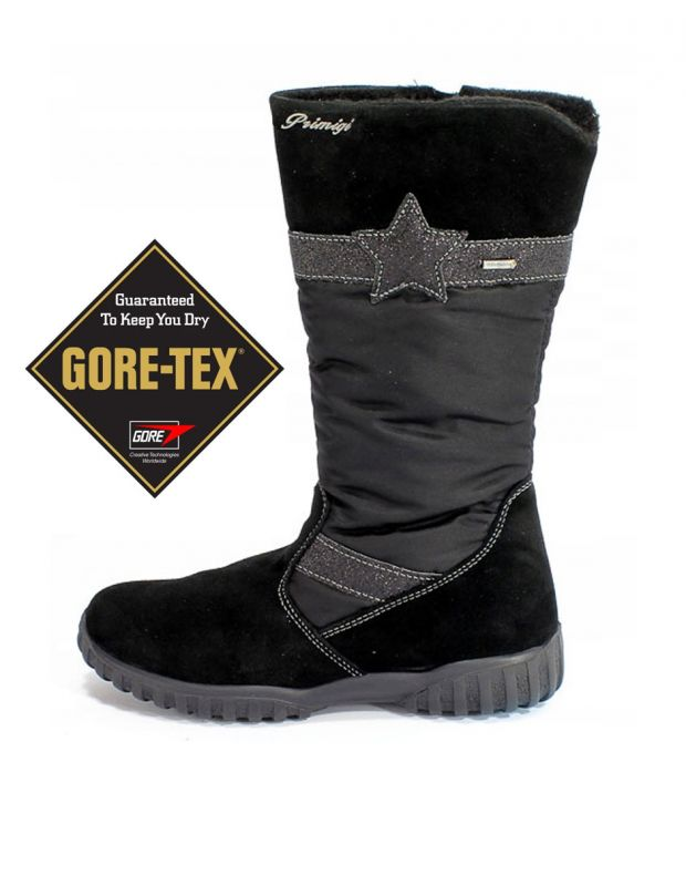 PRIMIGI Star Gore-Tex Boots Black - 85952 - 1