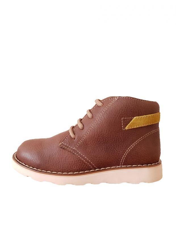 PRIMIGI Vitello Boots Marrone - 81082 - 1