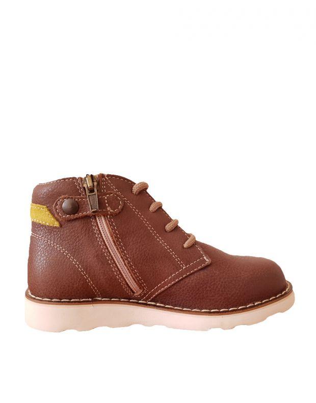 PRIMIGI Vitello Boots Marrone - 81082 - 2