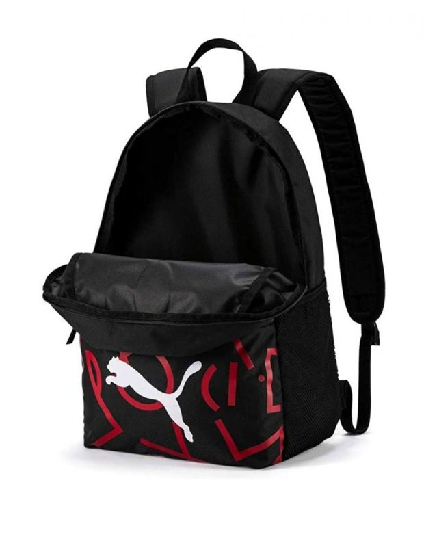 PUMA AC Milan Dna Fan Backpack Black - 076810-03 - 3